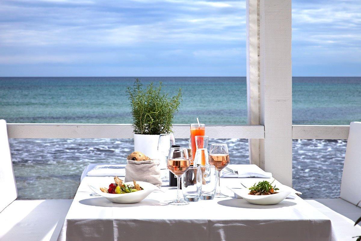 Restaurant Mer Blanche